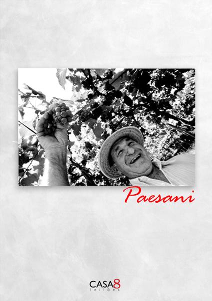 - Leilão da Exposição Fotográfica Paesani, por Emidio Luisi
