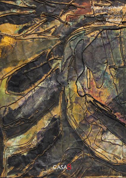 268 - Leilão Arte e Antiguidades  - 26/07/21